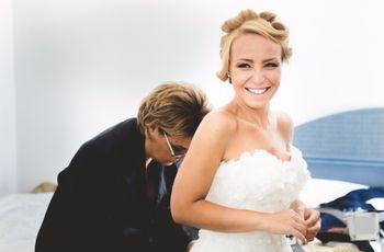 Tutte le scollature degli abiti da sposa: a quale dirai di sì?