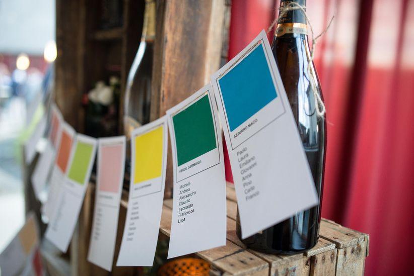 Quale colore predominerà le tue nozze? 1