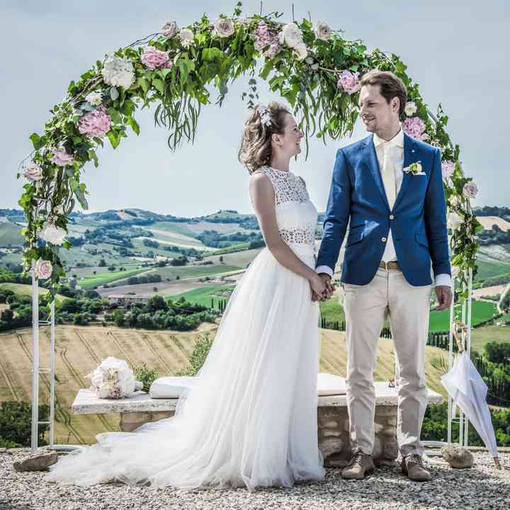 Sil Conti - Unconventional Wedding