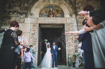 50 idee per decorare la chiesa delle vostre nozze
