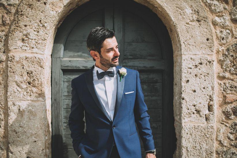 a261a73aea8f Le 7 regole per la scelta dell abito da sposo