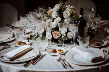 10 domande da fare prima di scegliere il menù di nozze