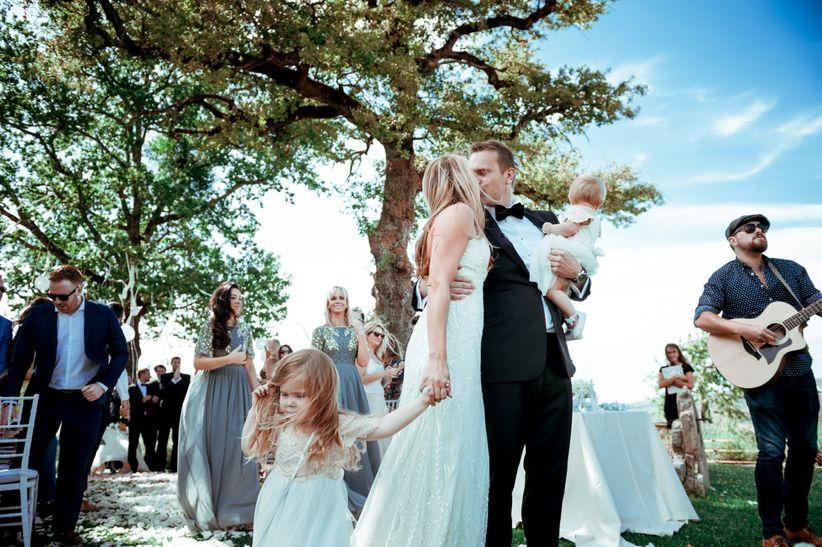 Frasi Matrimonio Con Figli.Nozze Con Figli 7 Idee Per Coinvolgerli Nel Grande Giorno