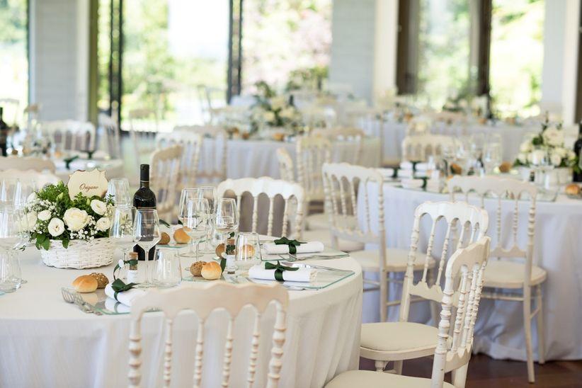 5 domande per la perfetta distribuzione degli invitati ai tavoli del ricevimento - Composizioni floreali per tavoli ...