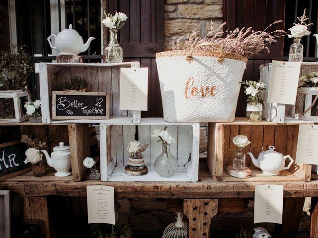 Decorazioni per matrimonio country chic: 50 romantici spunti