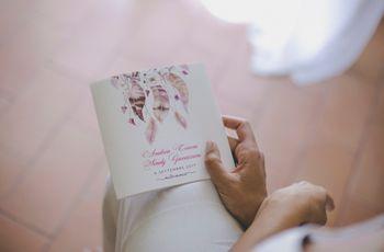 Come rispondere a un invito di nozze a cui non parteciperete?