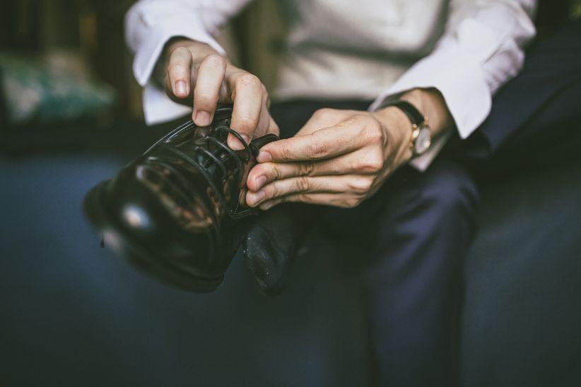 Scarpe da sposo  come scegliere quelle giuste cfa952b4d47