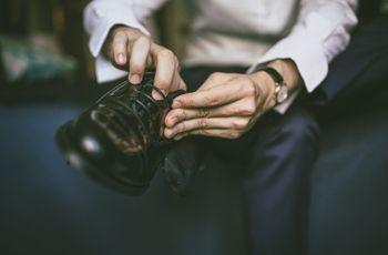 Scarpe da sposo: come scegliere quelle giuste