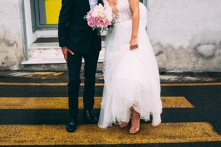 4 buone ragioni per portare i tacchi il giorno delle nozze