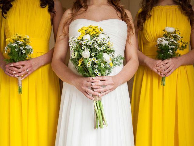 Come scegliere le damigelle d'onore per il vostro matrimonio?