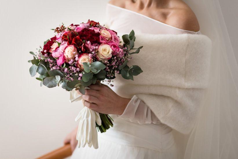 Bouquet Sposa Garofani.A Nozze Con Il Fiore Degli Dei Le Piu Belle Decorazioni Con I