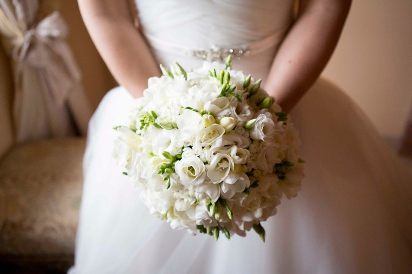 Bouquet Sposa Elegantissimo.Quante Tipologie Di Bouquet Esistono Uno Per Ogni Sposa