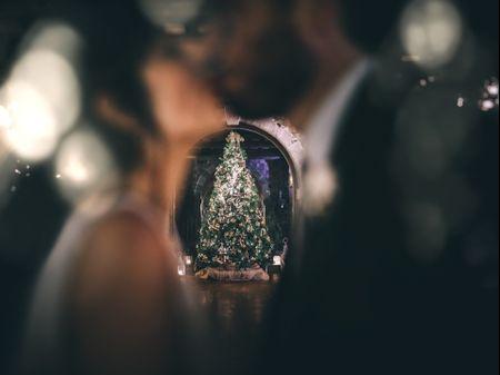 8 motivi per celebrare un matrimonio a Natale
