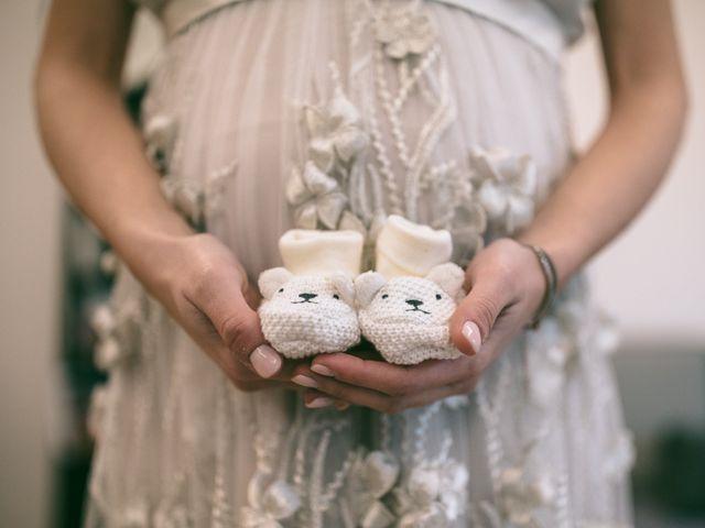 5 domande che potreste porvi se vi sposerete incinte