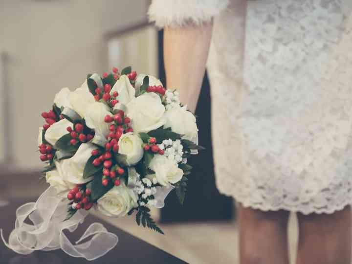 Bouquet Da Sposa Originali.6 Idee Originali Per Un Bouquet Da Sposa Invernale