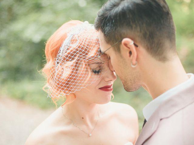 Acconciature da sposa per capelli corti: gli hairstyle più glam del momento