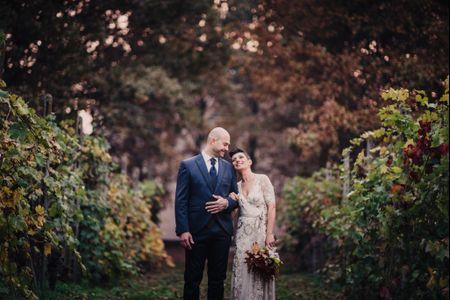 Matrimonio in autunno: 5 consigli perché tutto sia perfetto