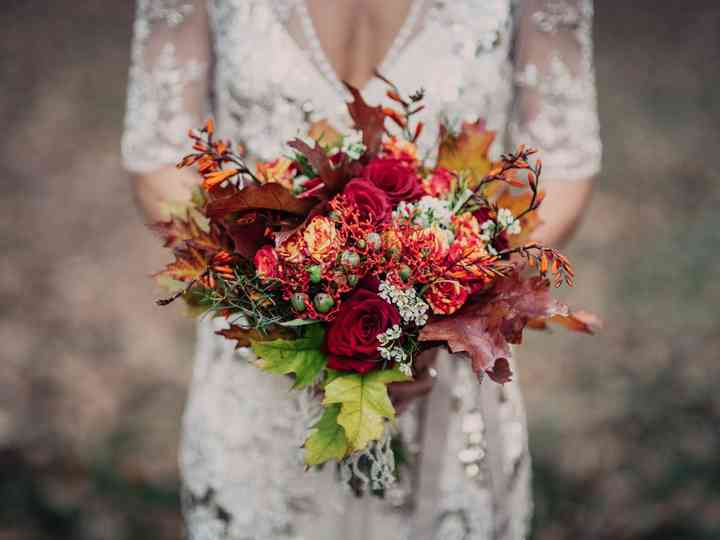 Bouquet Autunnali Sposa.Bouquet Nuziale D Autunno 50 Idee Per Una Stagione Dall Animo