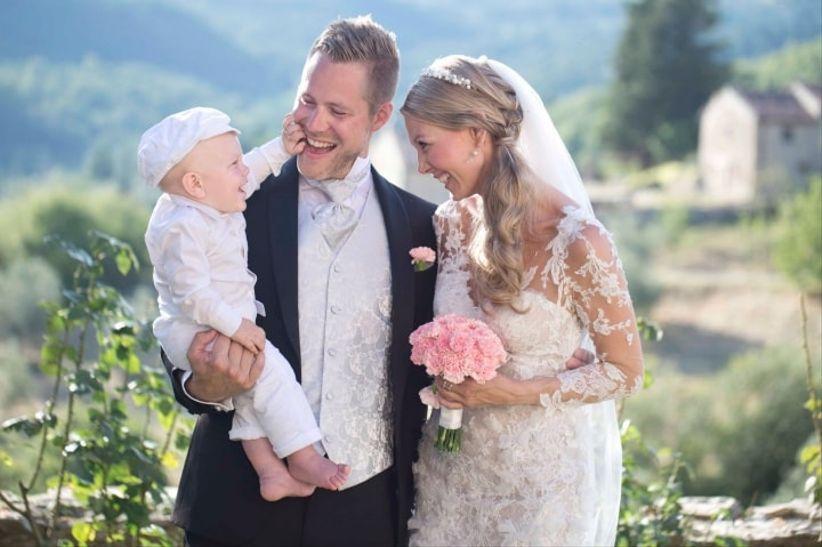 Matrimonio Con Uomo Con Figli : Consigli per nozze con figli