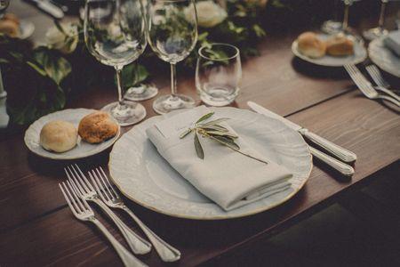 6 metodi per risparmiare sul banchetto nuziale
