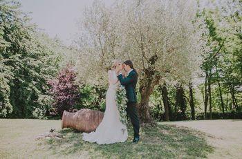 I 5 migliori scenari per un ricevimento di nozze in primavera