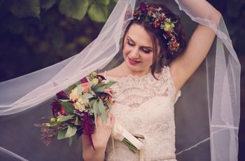 Il bouquet da sposa: una tradizione in continua evoluzione