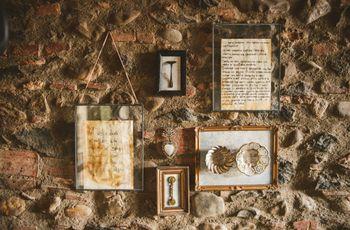 7 consigli pratici per scegliere le decorazioni vintage di nozze