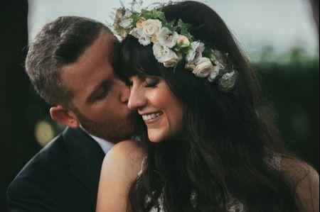 5 consigli per indossare una splendida corona di fiori nel giorno delle nozze