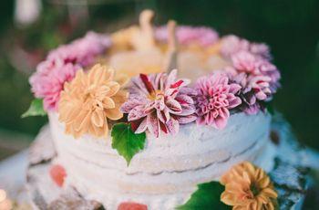 Torte nuziali con fiori: 4 consigli per una decorazione impeccabile!
