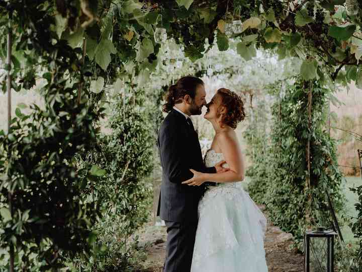 Matrimonio a tema vino: una passione che diventa ispirazione
