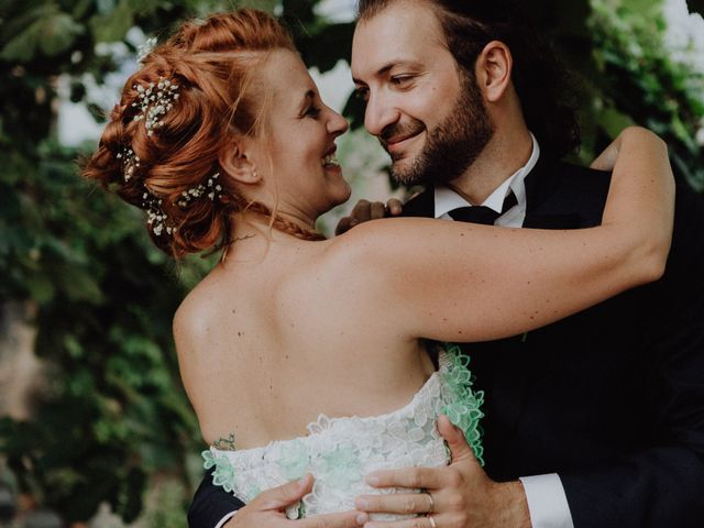 Matrimonio in verde: un trend bello come la speranza