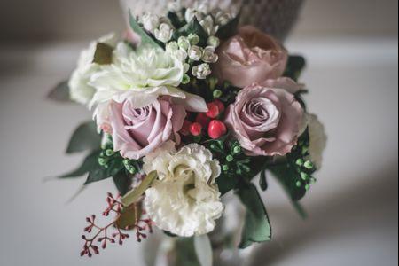 Matrimonio con rose: un mix di romanticismo e passionalità