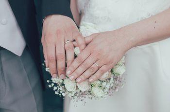Il matrimonio celebrato con rito evangelico