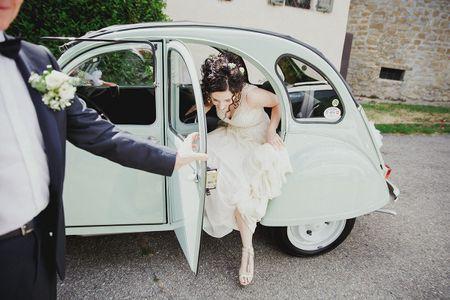 Come scegliere l'auto per l'arrivo della sposa? Ecco 6 proposte!