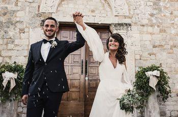 10 cose da rivelare agli invitati sulle vostre nozze