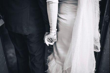 4 consigli per indossare i guanti da sposa con stile