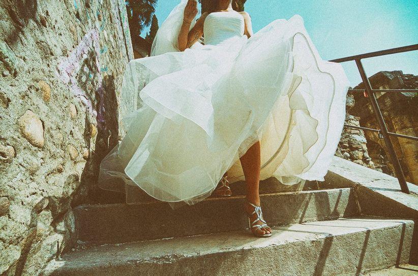 4faecf334e36 7 realtà che solo una sposa in cerca del vestito può comprendere