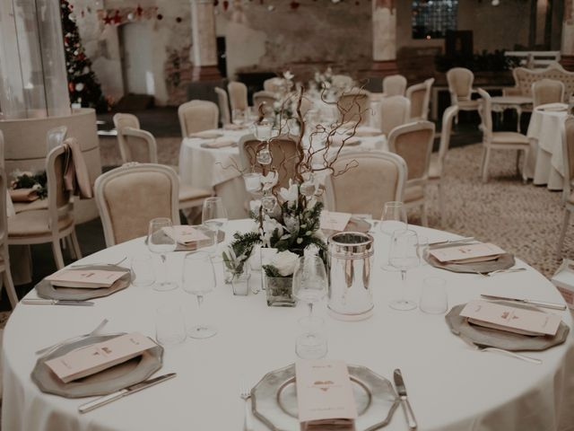 30 idee per decorare un tavolo rotondo per le nozze