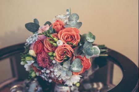 Verde e corallo: date un mood brillante alle vostre nozze