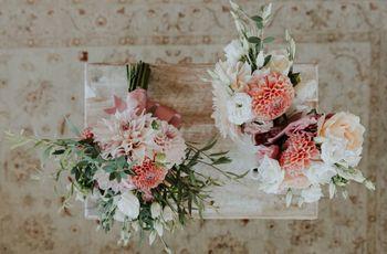 Colorate le vostre nozze con Living Coral: colore dell'anno 2019
