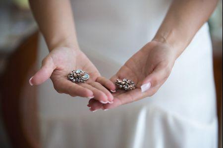 Gioielli colorati per la sposa: i più belli per il 2019