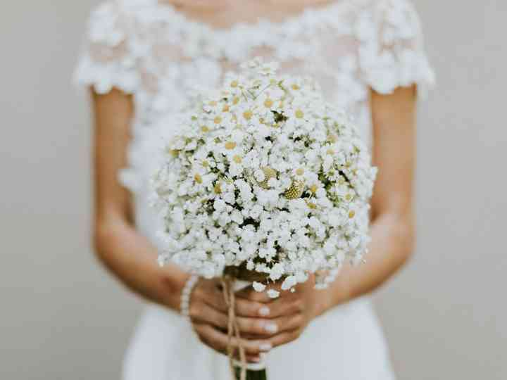 Foto Bouquet Sposa.40 Bouquet Da Sposa Bianchi Per Un Tocco Glamour E Raffinato
