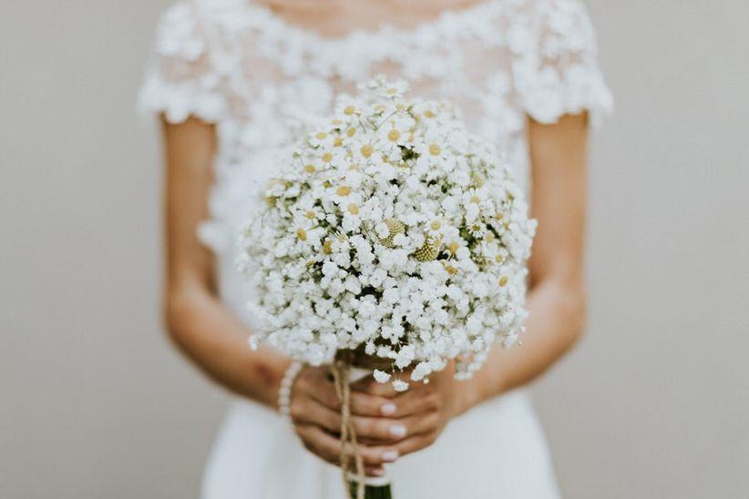 40 bouquet da sposa bianchi per un tocco glamour e raffinato e2a7ff465ed