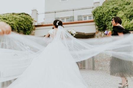 Dizionario di moda nuziale: i termini da conoscere per la scelta dell'abito da sposa