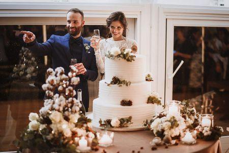 10 buoni motivi per scegliere una dummy cake per le vostre nozze