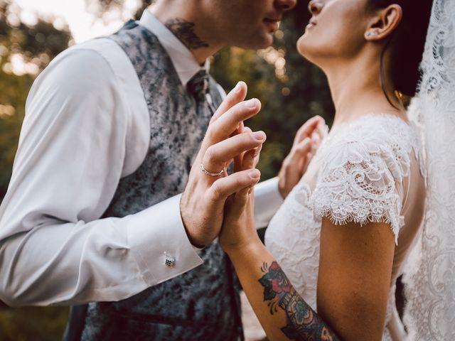 Tatuaggi e sposa: tutto quello che dovete sapere