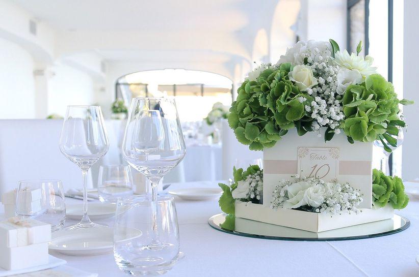 Idee Per Matrimonio Rustico : Idee originali per centrotavola di matrimonio