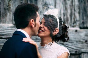 Veletta da sposa: quel tocco vintage che fa subito bon ton