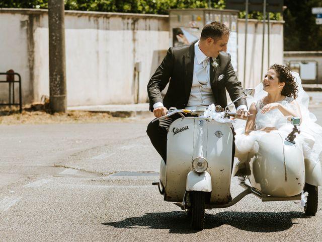 Sidecar per matrimonio: un'idea originale tutta da noleggiare!