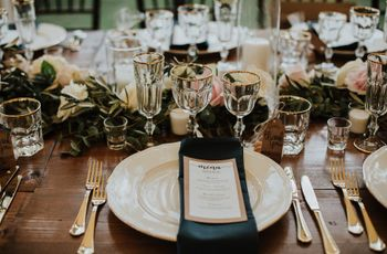 4 idee speciali per un banchetto di nozze primaverile